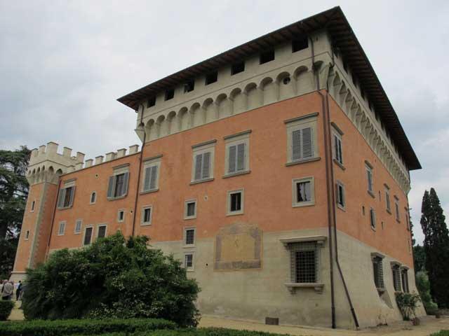 Villa salviati firenze