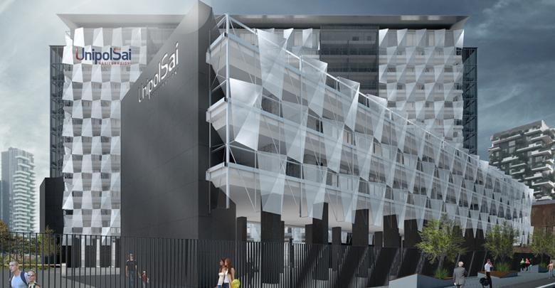 Ufficio Stampa Architettura Milano : Come un u cecomostrou d si trasforma in un capolavoro di architettura