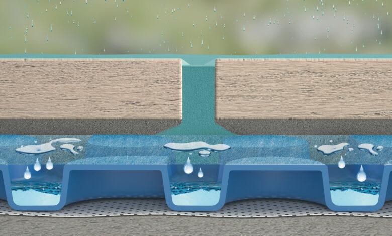 Prodeso® Drain  - Impermeabilizzazione